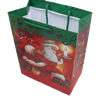 Gift Shopping Bag, Material:Paper, Size: about 20cm wide, 25cm high, 9cm bottom wide, Sold by Box