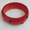 Wood Bracelet, width:22mm, Inner diameter:65mm, Outside diameter:80mm, Sold by Dozen