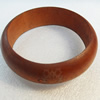 Wood Bracelet, width:25mm, Inner diameter:65mm, Outside diameter:80mm, Sold by Dozen