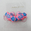 Fashionable Hair Ornament with Fimo, 36x19mm, Sold by Group