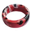 Ceramics Finger Rings, 25mm, Sold by Bag