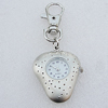 Metal Alloy Fashionable Waist Watch, Fruit 37x29mm, Sold by PC