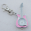 Metal Alloy Fashionable Waist Watch, Guitar 57x25mm, Sold by PC