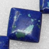Turquoise Beads, Square, 16mm, Hole:Approx 1mm, Sold per 16-inch Strand