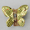 Fashional hair Clip, 62x50mm, Sold by Group
