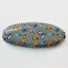 Handmade Indonesia Beads, Nugget 59x25mm Hole:4.5mm, Sold by PC