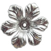 Electroplate Plastic Beads, Flower, 8x26mm, Hole:Approx 1.5mm, Sold by Bag