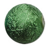 Crapy Exterior Acrylic Beads, Round 18mm Hole:2.5mm, Sold by Bag