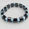 Nonmagnetic Bracelet, width Approx:12mm, Length Approx:6.5-inch, Sold by Strand