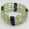 Magnetic Bracelet, width Approx:27mm, Length Approx:5.5-inch, Sold by Strand