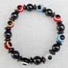 Nonmagnetic Bracelet, width Approx:10mm, Length Approx:7.1-inch, Sold by Strand
