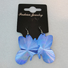 Aluminium Earrings, 47x35mm, Sold by Group