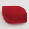Villiform Acrylic Beads, 23x17mm Hole:2.5mm, Sold by Bag