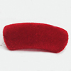 Villiform Acrylic Beads, Tube 33x13mm Hole:2.5mm, Sold by Bag