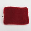 Villiform Acrylic Beads, Twist Flat Rectangle 26x18mm Hole:2.5mm, Sold by Bag