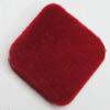 Villiform Acrylic Beads, Diamond 26mm Hole:2.5mm, Sold by Bag