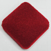 Villiform Acrylic Beads, Diamond 33mm Hole:2mm, Sold by Bag