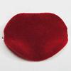Villiform Acrylic Beads, Twist Flat Oval 34x27mm Hole:2mm, Sold by Bag