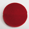 Villiform Acrylic Beads, Flat Round 30mm Hole:2mm, Sold by Bag