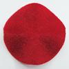 Villiform Acrylic Beads, Twist Flat Round 36mm Hole:2mm, Sold by Bag