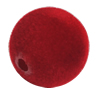 Villiform Acrylic Beads, Round 24mm Hole:4mm, Sold by Bag