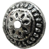 Antique Silver Plastic Beads, 6x11mm, Hole:Approx 1.5mm, Sold by Bag