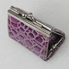 Fashion Jewelry Bag, 86x48x38mm, Sold by PC