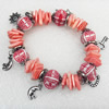 Shell Bracelet, Length Approx:7.1-inch, Sold by Strand