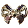 Acrylic Beads, Butterfly, 40x30mm Hole:2mm, Sold by PC