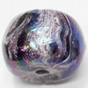 Acrylic Beads Plated AB, Rondelle, 19x14mm, Sold by Bag