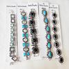 Zinc Alloy Bracelets, Mix Style, Bead Size:16mm-24x27mm, Sold by Dozen
