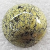 Gemstone Cabochons,Round, 10mm, Sold by PC