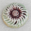Ceramics Pendants, 40x11mm Hole:3mm, Sold by PC
