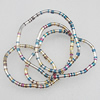 Iron Snake Chain, Thickness:5mm Length:32 inch, Sold by Group