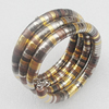 Bracelet, Iron Snake Chain, Thickness:6mm, Sold by Group