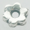 Spacer Zinc Alloy Jewelry Findings, Lead-free, 4.5mm, Sold by Bag