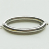 CCB Plastic Donut, Jewelry findings, 10x24mm, Sold by Bag