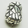 CCB Plastic Beads, Jewelry findings, 11x16mm, Sold by Bag