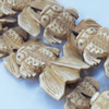 Natural Tibetan Yak Bone Beads, Handmade Animal, 43x35mm, Sold by PC