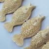 Natural Tibetan Yak Bone Beads, Handmade Animal, 60x25mm, Sold by PC