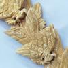 Natural Tibetan Yak Bone Beads, Handmade Animal, 41x42mm, Sold by PC
