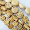 Natural Tibetan Yak Bone Beads, Handmade mix style, 16mm-25mm, Sold by Group