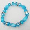 Cateye Bracelet, Length:About 7.8 Inch, Sold by Strand