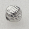 Beads, Fashion CCB plastic Jewelry findings, 8x9mm. Hole:2mm. Sold by Bag