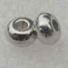 Beads, Fashion CCB plastic Jewelry findings, 2x4mm. Hole:2mm. Sold by Bag