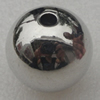 Beads, Fashion CCB plastic Jewelry findings, 23mm. Hole:4mm. Sold by Bag