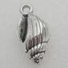 Pendant/Charm. Fashion CCB Plastic jewelry findings. 29x14mm. Sold by Bag