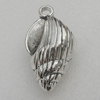 Pendant/Charm. Fashion CCB Plastic jewelry findings. 56x30mm. Sold by Bag