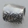 European Beads. Fashion CCB Plastic jewelry findings. 22x23mm. Hole:15mm. Sold by Bag