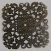 Iron Beads. Fashion Jewelry Findings. Lead-free. 40mm Sold by Bag